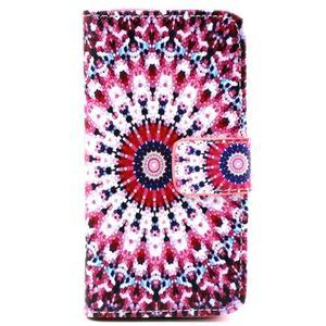 Pouzdro na mobil Samsung Galaxy S4 mini - kaleidoskop - 1