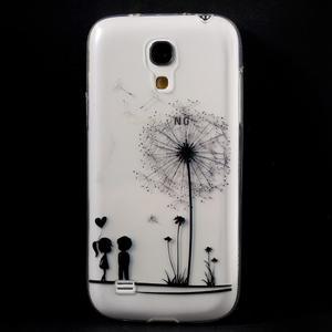 Gelový obal na mobil Samsung Galaxy S4 mini - láska - 1
