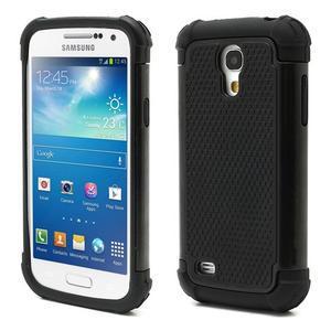 Extreme odolný kryt na mobil Samsung Galaxy S4 mini - černý - 1