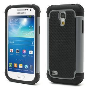 Extreme odolný kryt na mobil Samsung Galaxy S4 mini - šedý - 1