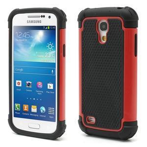 Extreme odolný kryt na mobil Samsung Galaxy S4 mini - červený - 1