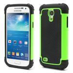 Extreme odolný kryt na mobil Samsung Galaxy S4 mini - zelený - 1/5