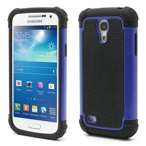 Extreme odolný kryt na mobil Samsung Galaxy S4 mini - modrý - 1