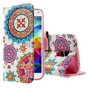 Ochranné pouzdro na mobil Samsung Galaxy S5 - mandala - 1