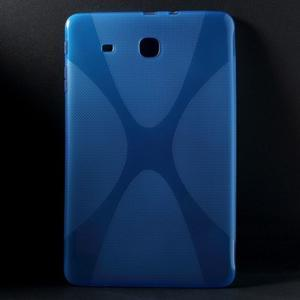 X-line gelové pouzdro na tablet Samsung Galaxy Tab E 9.6 - modré - 1