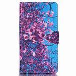 Emotive pouzdro na mobil Sony Xperia M4 Aqua - kvetoucí strom - 1/7