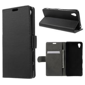 Pouzdro na mobil Sony Xperia X Performance - černé - 1