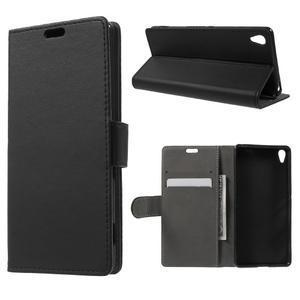 Cardy pouzdro na mobil Sony Xperia XA - černé - 1