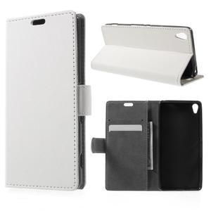 Cardy pouzdro na mobil Sony Xperia XA - bílé - 1