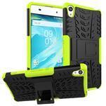 Outdoor odolný obal na mobil Sony Xperia XA - zelený - 1/2