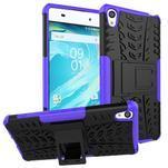 Outdoor odolný obal na mobil Sony Xperia XA - fialový - 1/2
