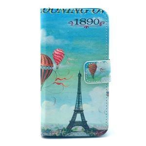 Pouzdro na mobil Sony Xperia Z1 Compact - Eiffelova věž - 1