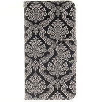 Patt peněženkové pouzdro na Samsung Galaxy A3 (2016) - kvetinová tapeta - 1/7