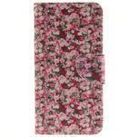 Patt peněženkové pouzdro na Samsung Galaxy A3 (2016) - růže - 1/7