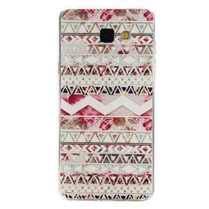 Ultratenký slim obal na mobil Samsung Galaxy A3 (2016) - triangl - 1