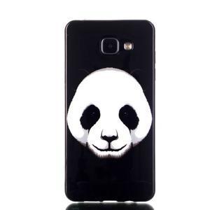 Style gelový obal na mobil Samsung Galaxy A3 (2016) - panda - 1