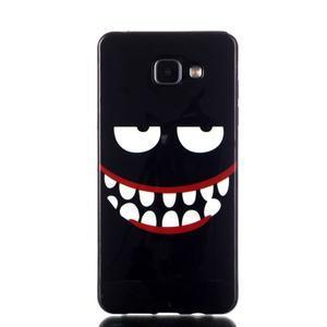 Style gelový obal na mobil Samsung Galaxy A3 (2016) - monster - 1