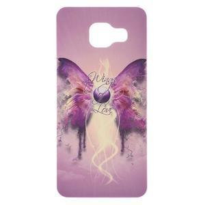Gelový obal na mobil Samsung Galaxy A3 (2016) - křídla lásky - 1