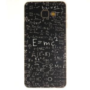 Silk gelový kryt na mobil Samsung Galaxy A3 (2016) - vzorečky - 1