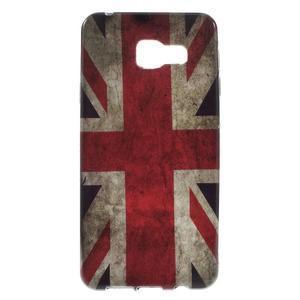 Gelový obal pro Samsung Galaxy A3 (2016) - UK vlajka - 1