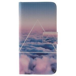 Pouzdro na mobil Samsung Galaxy A3 (2016) - cloud - 1