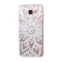 Miffs ultratenký gelový obal na Samsung Galaxy A3 (2016) - hvězdice - 1/4