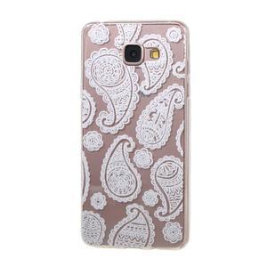Miffs ultratenký gelový obal na Samsung Galaxy A3 (2016) - floral - 1
