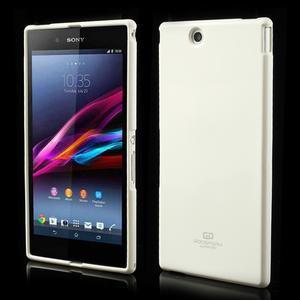 JellyGospery gelový obal na mobil Sony Xperia Z Ultra - bílý - 1