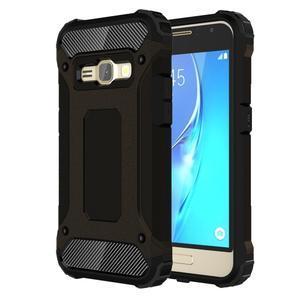 Armory odolný obal na mobil Samsung Galaxy J1 (2016) - černý - 1