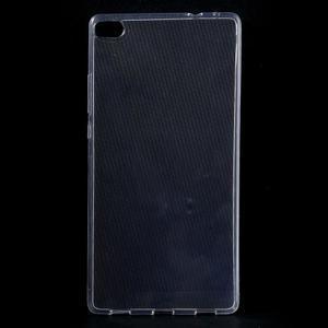 Ultra tenký slim obal na Huawei Ascend P8 - tranparentní - 1