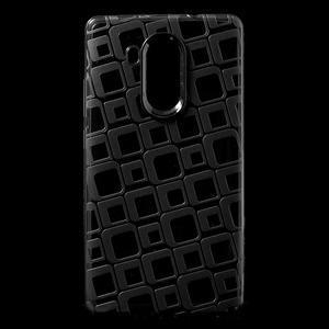 Square gelový obal na Huawei Mate 8 - šedý - 1