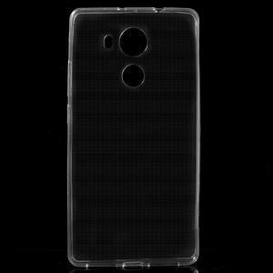 Ultratenký gelový obal na Huawei Mate 8 - transparentní - 1