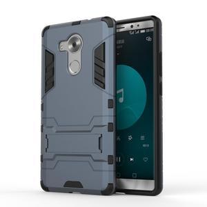 Armor odolný kryt na mobil Huawei Mate 8 - šedomodrý - 1