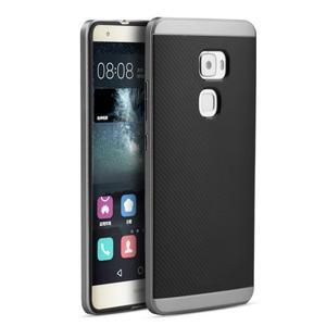 Odolný hybridní obal 2v1 na Huawei Mate S - šedý - 1