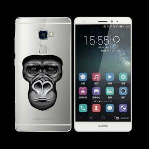 Ultratenký obal na Huawei Mate S - opice - 1
