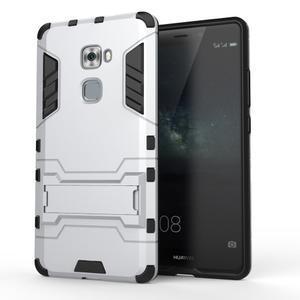 Armour odolný kryt na mobil Huawei Mate S - stříbrný - 1