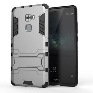 Armour odolný kryt na mobil Huawei Mate S - šedý - 1