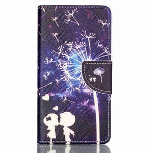 Patter PU kožené pouzdro na mobil Huawei P9 Lite - láska - 1