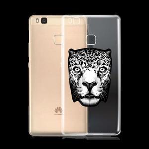 Animal gelový obal na telefon Huawei P9 Lite - leopard - 1