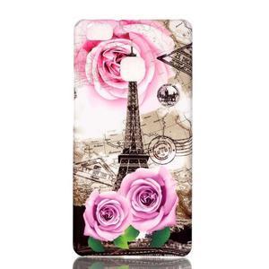 Shelly plastový obal na mobil Huawei P9 Lite - Eiffelova věž - 1