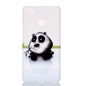 Shelly plastový obal na mobil Huawei P9 Lite - panda - 1