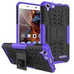 Outdoor odolný obal na mobil Lenovo Vibe K5 / K5 Plus - fialový - 1/3