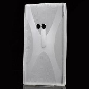 X-line gelový obal na Nokia Lumia 920 - modrý - 1