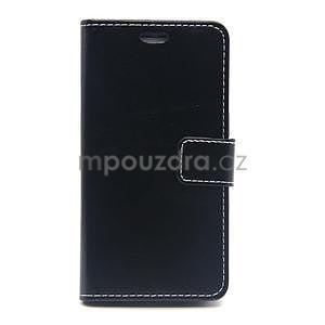 Černé pouzdro na Samsung Galaxy Core Prime - 1