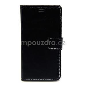 Černé pouzdro na Samsung Galaxy Grand Prime - 1