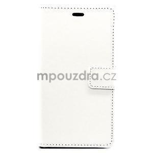 Bílé pouzdro na Samsung Galaxy Grand Prime - 1