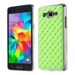 Zelený drahokamový kryt na Samsung Grand Prime - 1/6