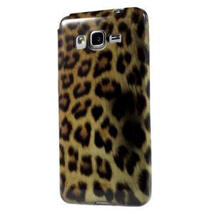 Gelový obal Samsung Galaxy Grand Prime G530H - leopard - 1