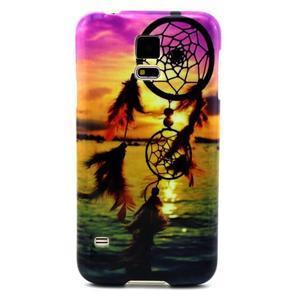 Luxury gelový obal na mobil Samsung Galaxy S5 - dream - 1