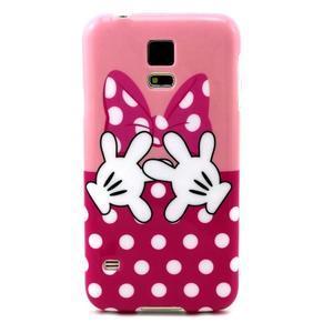 Luxury gelový obal na mobil Samsung Galaxy S5 - Minie - 1